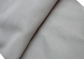 Ultra-Hard Twist Linen Gabardine